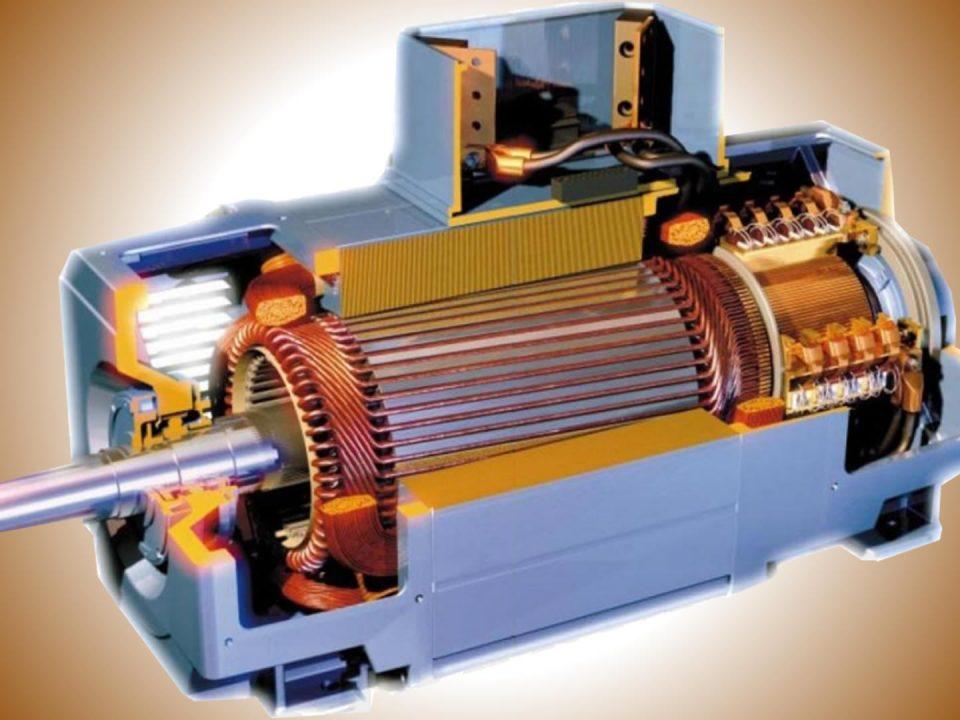 Reconstrucción de Generadores Eléctricos
